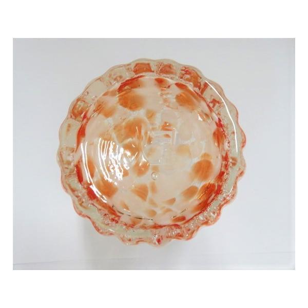 グラス 琉球ガラス ロックグラス 気泡の海ラインロック 赤系 2色 ギフト|exmart|07
