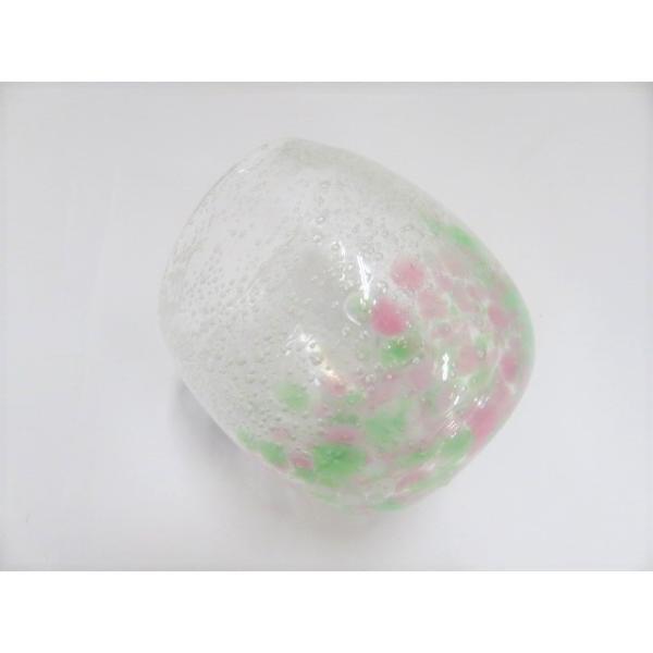 グラス 琉球ガラス タルグラス 気泡の海タルグラス(ハート) 赤 ギフト|exmart|06