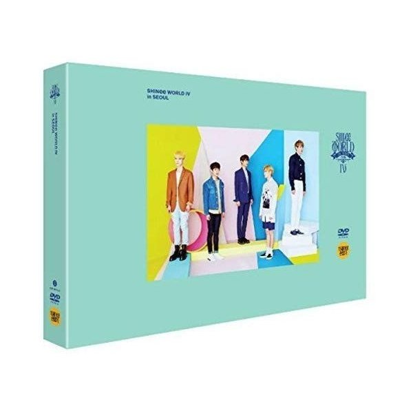 SHINee - SHINee World IV 2DVD 韓国盤 expressmusic