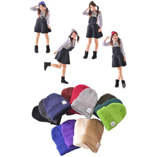 帽子 ニット帽 レディース メンズ 秋冬 ニットキャップ タグ|exrevo|05