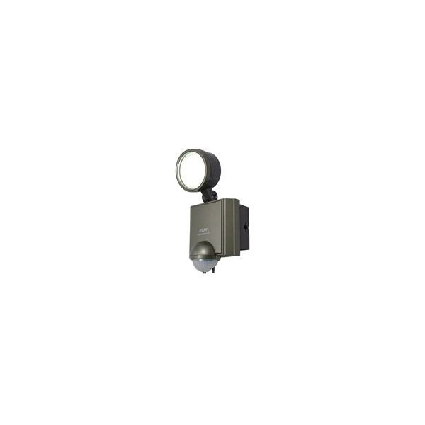 ESL-601AC_1785700_屋外用センサーライト AC電源 6WLED 1灯_ELPA(エルパ・朝日電器)