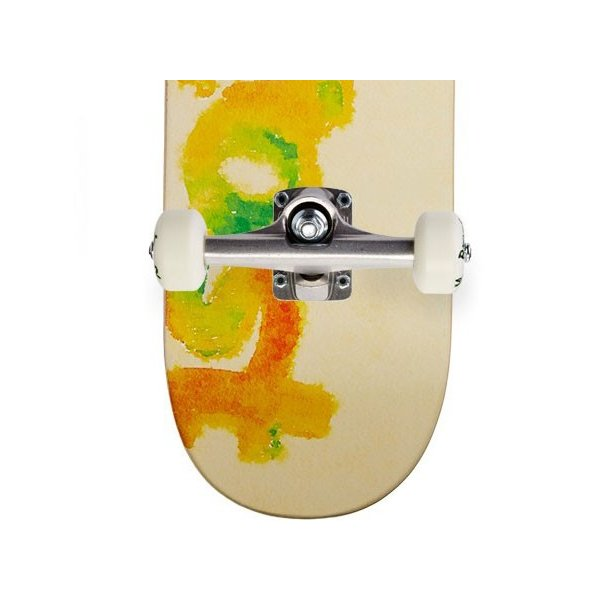 ALMOST スケートボード デッキ コンプリート セット 7.75インチ【 BLOTCHY PEACH 】 スケボー オールモスト|extreme-ex|03