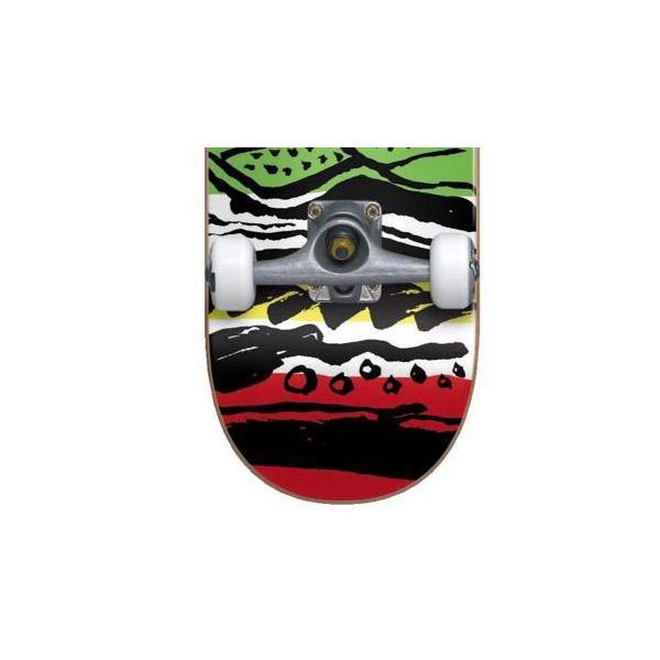 ALMOST スケートボード デッキ コンプリート セット 7.75インチ【 PRIMAL PRINT MULTI 】 スケボー オールモスト|extreme-ex|03