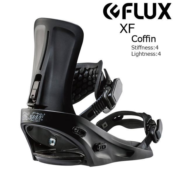 FLUX ビンディング XF Binding Coffin フラックス エックスエフ スノーボード バインディング 17-18|extreme-ex