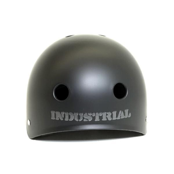 スケートボード プロテクター 一式 セット ヘルメット 二ー エルボー リスト INDUSTRIAL 【 HELMET&PAD SET 】スケボー ヒザ ヒジ 手首 パッド|extreme-ex|04