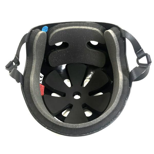 スケートボード プロテクター 一式 セット ヘルメット 二ー エルボー リスト INDUSTRIAL 【 HELMET&PAD SET 】スケボー ヒザ ヒジ 手首 パッド|extreme-ex|05