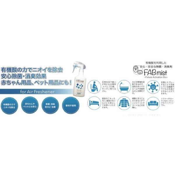 FABミスト 300ml 発酵アルコール除菌剤 ※ボトルデザイン変更の場合あり|eyamadastore|02
