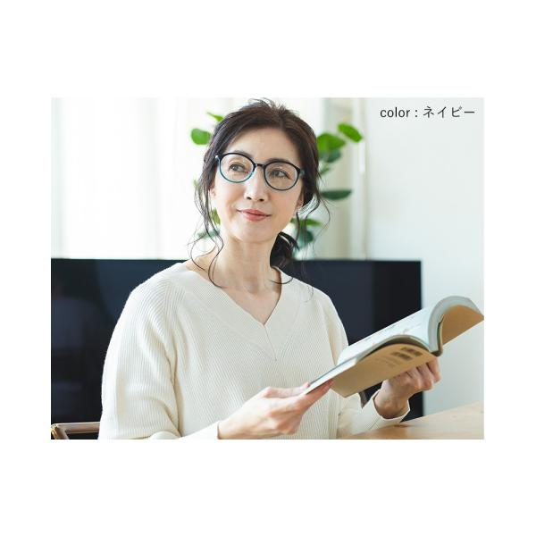 老眼鏡 おしゃれ ブルーライトカット レディース リーディンググラス  シニアグラス 日本製レンズ|eyeforyou|15
