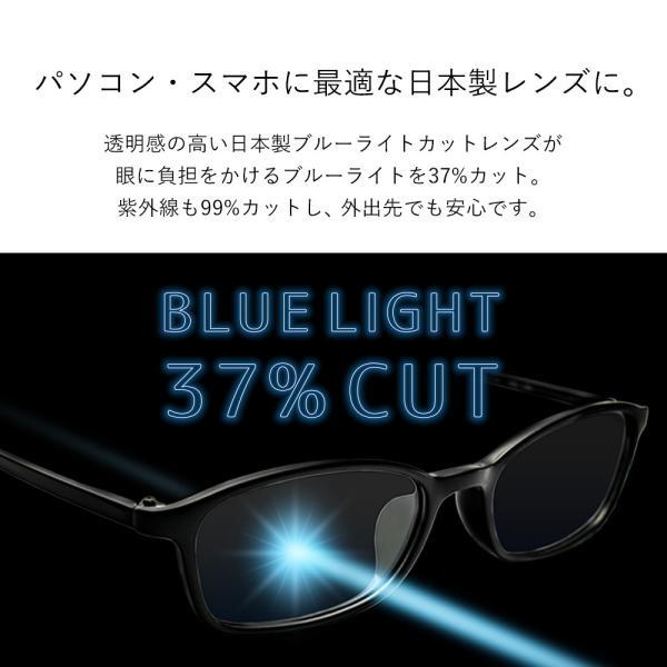老眼鏡 おしゃれ ブルーライトカット メンズ リーディンググラス  シニアグラス 日本製レンズ|eyeforyou|04