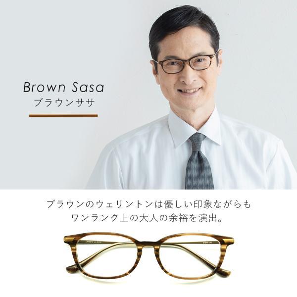 老眼鏡 おしゃれ ブルーライトカット メンズ リーディンググラス  シニアグラス 日本製レンズ|eyeforyou|08