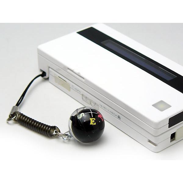 コンパス 方位磁石 方位磁針 携帯ストラップ G-900 日本製 クリアー光学