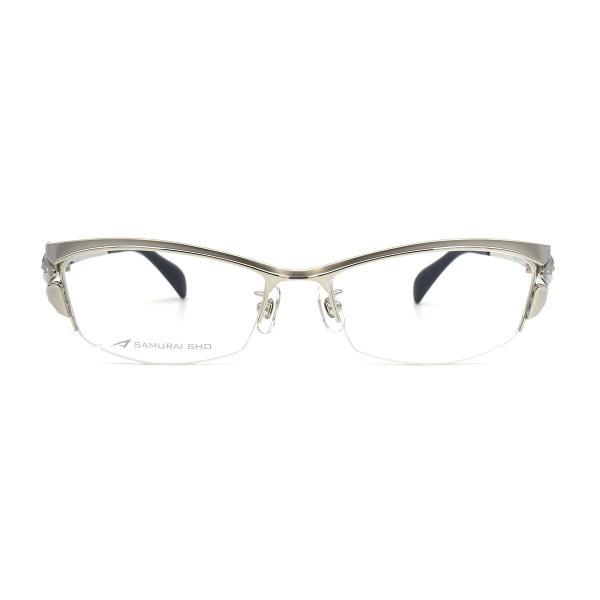 サムライ翔 2020年モデル 新型 メガネ 眼鏡 SS-T108 1 哀川 翔 SAMURAI SHO 正規品 国産 鯖江 日本製 フレーム|eyeneed|02