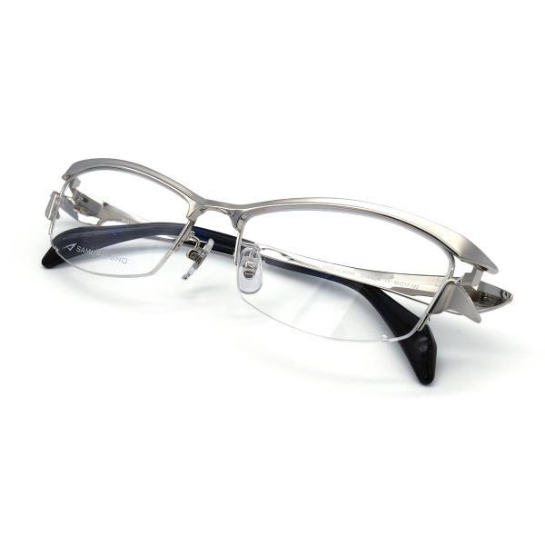 サムライ翔 2020年モデル 新型 メガネ 眼鏡 SS-T108 1 哀川 翔 SAMURAI SHO 正規品 国産 鯖江 日本製 フレーム|eyeneed|11