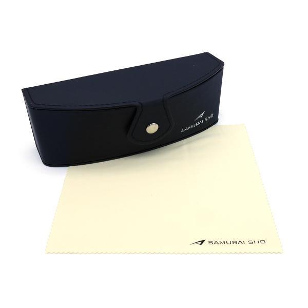 サムライ翔 2020年モデル 新型 メガネ 眼鏡 SS-T108 1 哀川 翔 SAMURAI SHO 正規品 国産 鯖江 日本製 フレーム|eyeneed|13