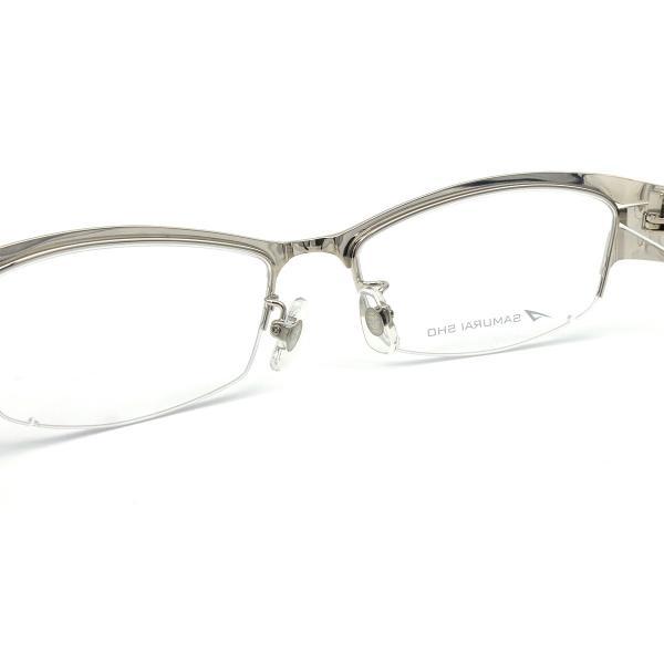 サムライ翔 2020年モデル 新型 メガネ 眼鏡 SS-T108 1 哀川 翔 SAMURAI SHO 正規品 国産 鯖江 日本製 フレーム|eyeneed|05