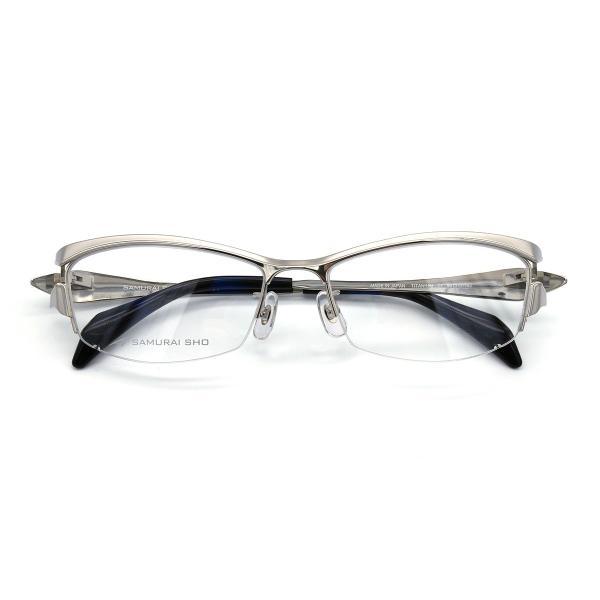 サムライ翔 2020年モデル 新型 メガネ 眼鏡 SS-T108 1 哀川 翔 SAMURAI SHO 正規品 国産 鯖江 日本製 フレーム|eyeneed|10