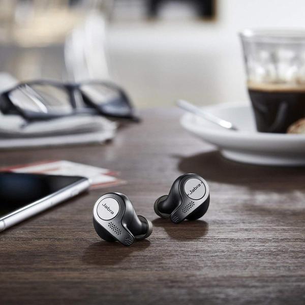 Jabra Elite 65t チタニウムブラック 北欧デザイン Amazon Alexa搭載 完全ワイヤレスイヤホン BT5.0|eyshopnet|06