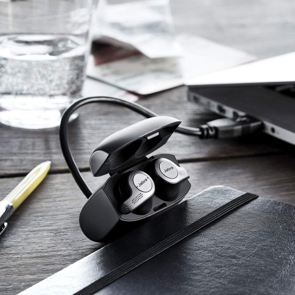 Jabra Elite 65t チタニウムブラック 北欧デザイン Amazon Alexa搭載 完全ワイヤレスイヤホン BT5.0|eyshopnet|09