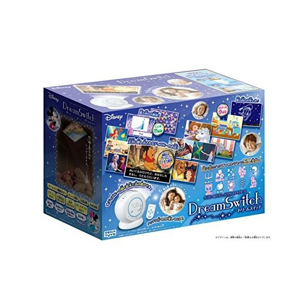 ディズニー ピクサーキャラクターズ Dream Switch(ドリーム スイッチ) eyshopnet 06