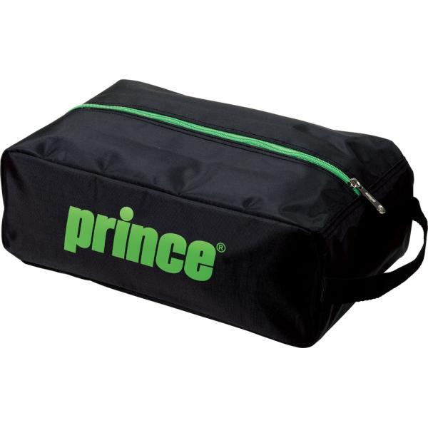 Prince(プリンス) テニス用 シューズケース BLK/GRN
