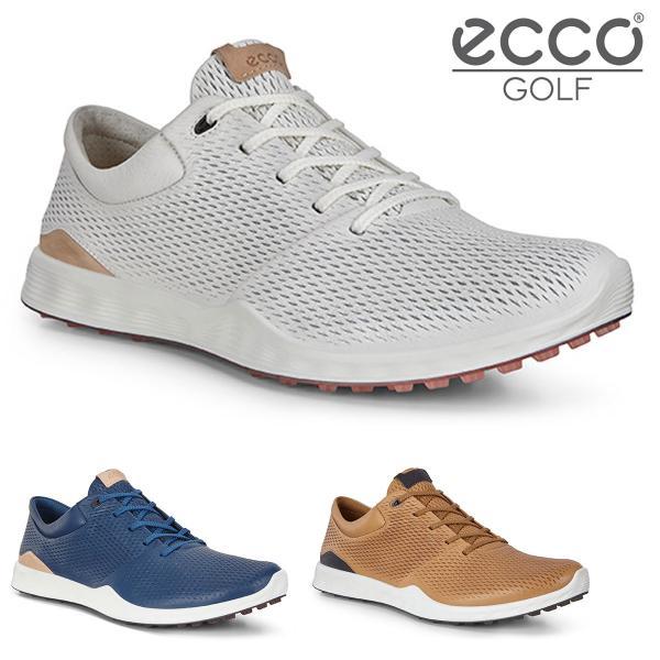 ECCO(エコー)日本正規品 S-LITE(エスライト) メンズモデル スパイクレスゴルフシューズ 2020モデル 「151904」