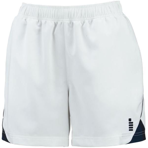 GOSEN(ゴーセン) LADIES' ハーフパンツ レディース テニス・バドミントン ホワイト