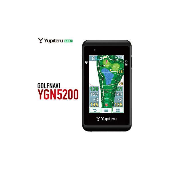 YUPITERU(ユピテル) ATLAS(アトラス) GPSゴルフナビ 「YGN5200」 「GPS距離測定器」
