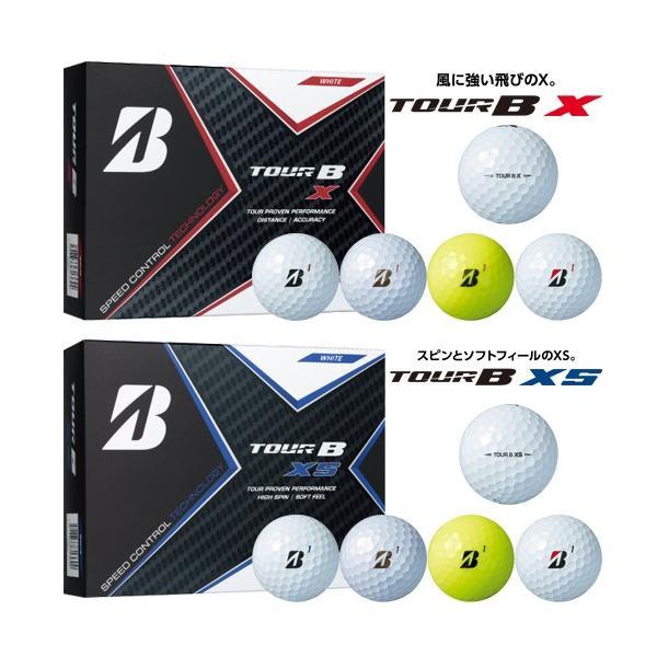 2020年モデル日本正規品 ブリヂストンゴルフツアービーシリーズゴルフボール1ダース(12個入り)「BRIDGESTONEGOL