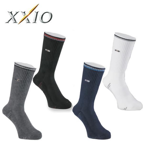 ゼクシオ ゴルフ レギュラーソックス(温感) 靴下 メンズ XMO0403 2020モデル