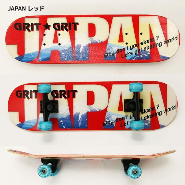 GRIT JPデザイン 28インチ スケートボード LED TK2020 【走ると光るLEDウィル】 専用パッケージ入り ezone 02