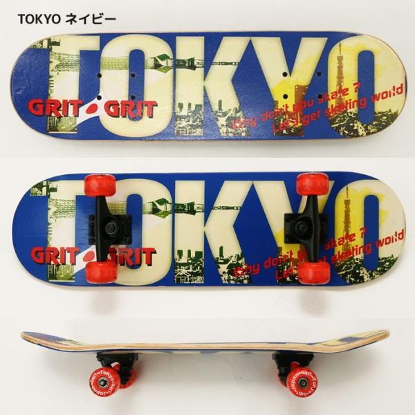 GRIT JPデザイン 28インチ スケートボード LED TK2020 【走ると光るLEDウィル】 専用パッケージ入り ezone 03