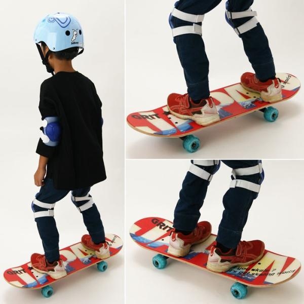 GRIT JPデザイン 28インチ スケートボード LED TK2020 【走ると光るLEDウィル】 専用パッケージ入り ezone 06
