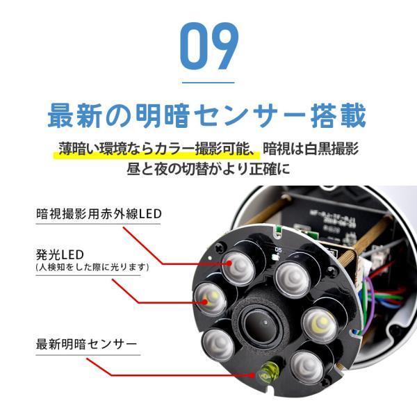 ペットカメラ ペットモニター 留守番 防犯カメラ|ezviz|11