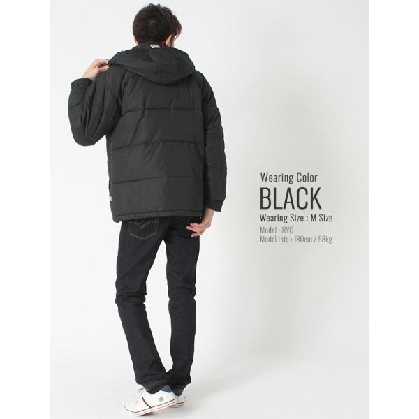 プロクラブ 中綿ジャケット メンズ|大きいサイズ USAモデル ブランド PRO CLUB|防寒 撥水 アウター ブルゾン XL LL|f-box|11