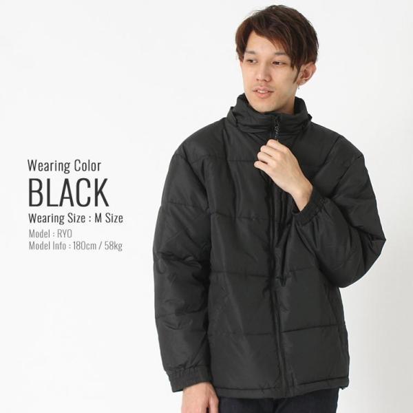 プロクラブ 中綿ジャケット メンズ|大きいサイズ USAモデル ブランド PRO CLUB|防寒 撥水 アウター ブルゾン XL LL|f-box|12