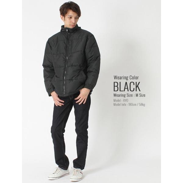 プロクラブ 中綿ジャケット メンズ|大きいサイズ USAモデル ブランド PRO CLUB|防寒 撥水 アウター ブルゾン XL LL|f-box|13