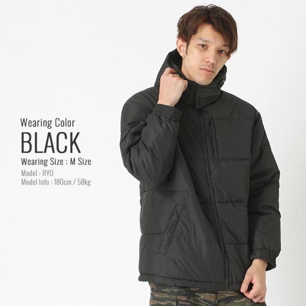プロクラブ 中綿ジャケット メンズ|大きいサイズ USAモデル ブランド PRO CLUB|防寒 撥水 アウター ブルゾン XL LL|f-box|14