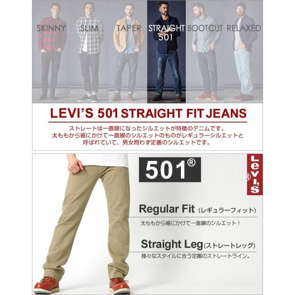 リーバイス 501 デニムパンツ ボタンフライ 後染め ティンバーウルフ カラーデニム メンズ 大きいサイズ USAモデル ブランド Levi's Levis ジーンズ ジーパン f-box 05