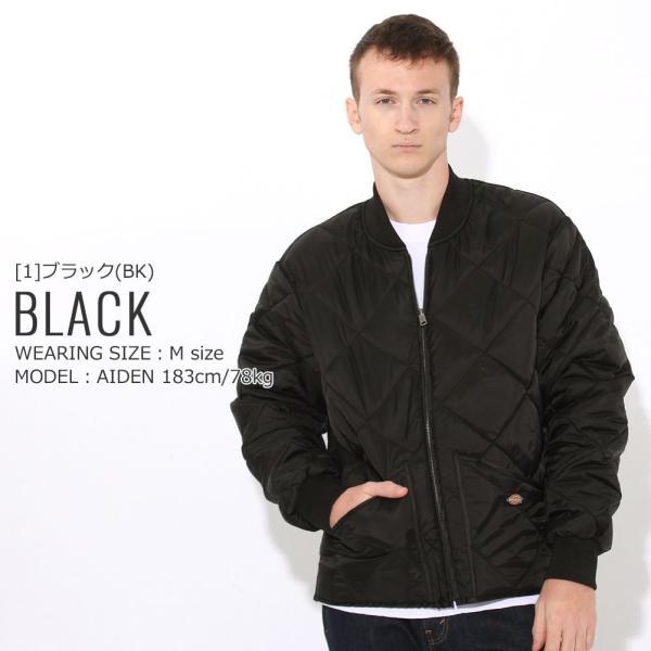 ディッキーズ ジャケット キルティング 61242 メンズ|大きいサイズ USAモデル Dickies|f-box|10