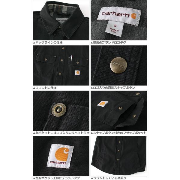 カーハート CARHARTT カーハート ジャケット メンズ 秋冬 シャツジャケット 大きいサイズ メンズ 作業着 作業服 f-box 03