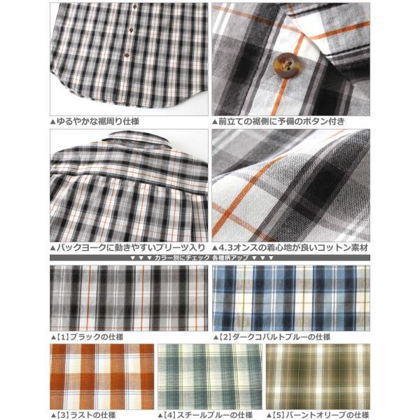 最大2,000円OFFクーポン配布 カーハート Carhartt シャツ メンズ 半袖  チェックシャツ 半袖シャツ ボタンダウン チェック柄  カーハート|f-box|04