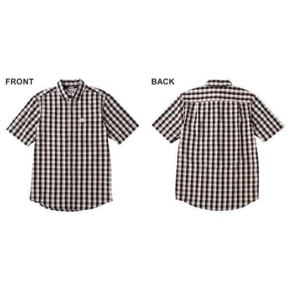 カーハート シャツ 半袖 ボタンダウン ポケット チェック柄 薄手 メンズ 104174 USAモデル|ブランド Carhartt|チェックシャツ アメカジ|f-box|10