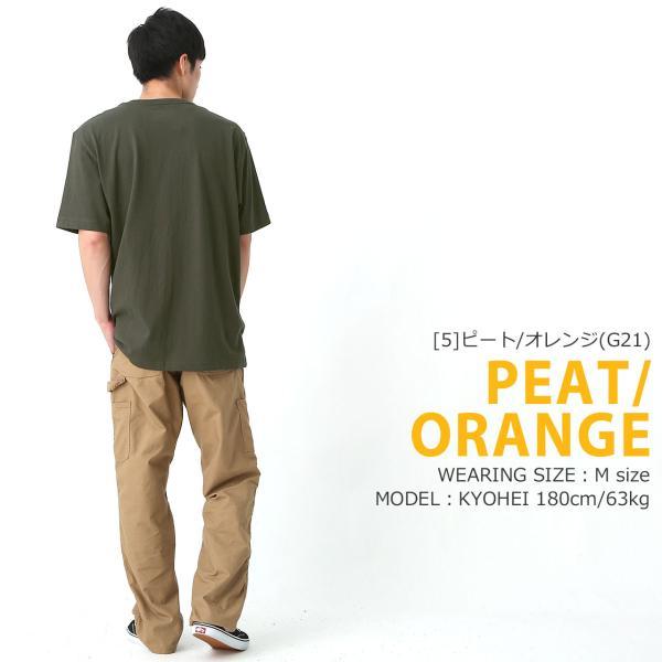 カーハート Tシャツ 半袖 クルーネック ヘビーウェイト メンズ 大きいサイズ K195 ブランド 半袖Tシャツ アメカジ USAモデル f-box 14