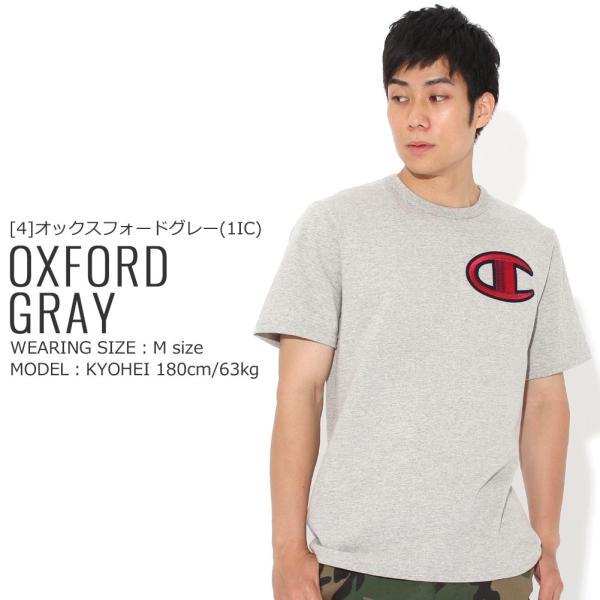 チャンピオン Tシャツ 半袖 クルーネック メンズ 大きいサイズ GT19 Y07981|ブランド アメカジ USAモデル|f-box|12
