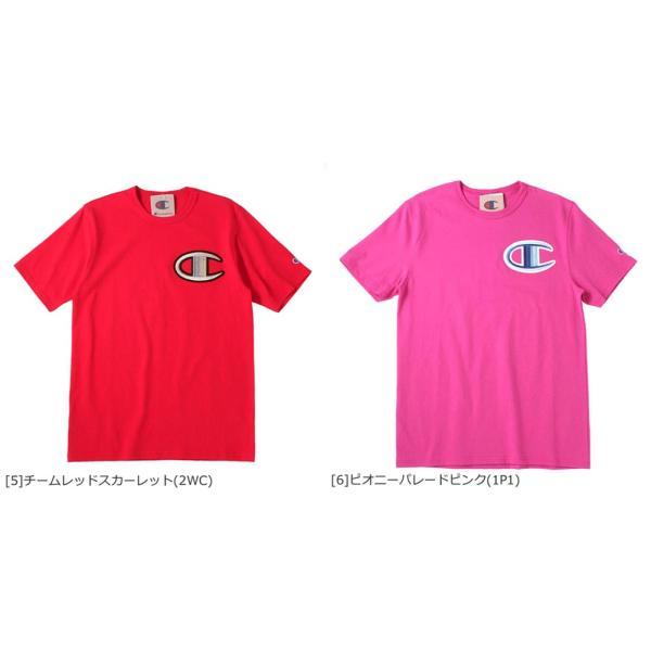 チャンピオン Tシャツ 半袖 クルーネック メンズ 大きいサイズ GT19 Y07981|ブランド アメカジ USAモデル|f-box|04