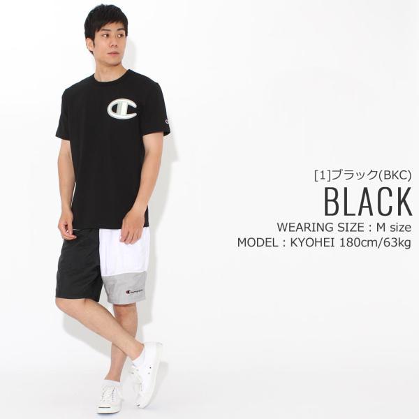 チャンピオン Tシャツ 半袖 クルーネック メンズ 大きいサイズ GT19 Y07981|ブランド アメカジ USAモデル|f-box|09