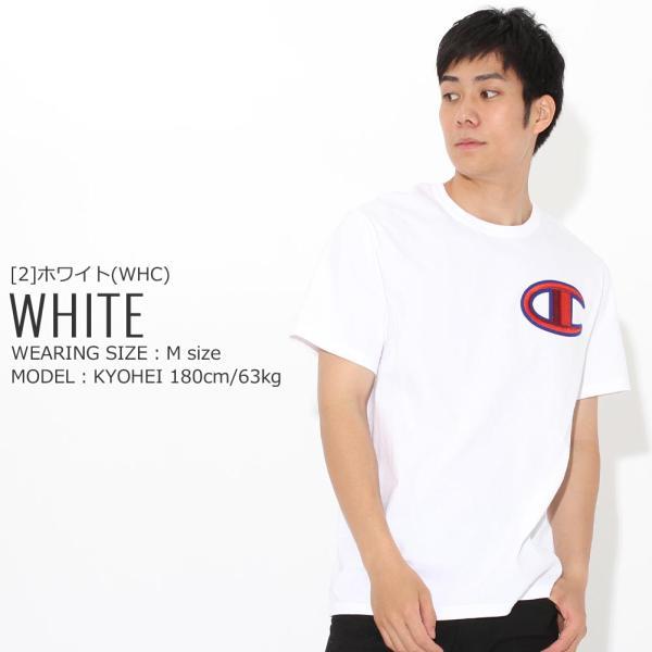 チャンピオン Tシャツ 半袖 クルーネック メンズ 大きいサイズ GT19 Y07981|ブランド アメカジ USAモデル|f-box|10