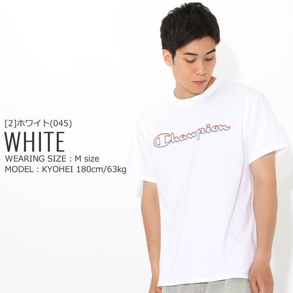 チャンピオン Tシャツ 半袖 クルーネック メンズ 大きいサイズ GT23H Y08126 USAモデル ブランド Champion 半袖Tシャツ アメカジ f-box 11
