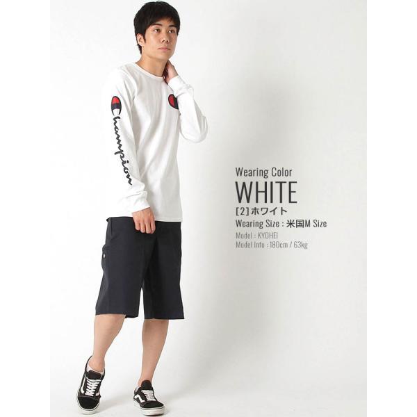 チャンピオン ライフ Tシャツ 長袖 レディース メンズ 大きいサイズ USAモデル|ブランド Champion|f-box|11