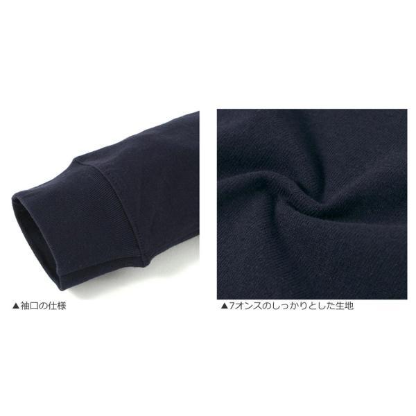 チャンピオン Tシャツ 長袖 クルーネック メンズ レディース 大きいサイズ GT47 Y07981|ブランド ロンT アメカジ USAモデル|f-box|05